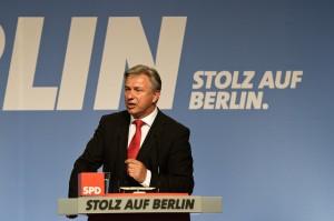 Ob Berlin auch stolz auf ihn sein kann?: Klaus Wowereit, Foto: