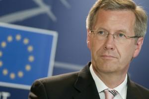 Christian Wulff gerät immer mehr in Erklärungsnot Foto: Europäische Union (CC BY-NC-ND 2.0)