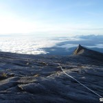 Granitlandschaft in der Gipfelregion