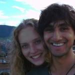 Almut und Fabian in Nepal
