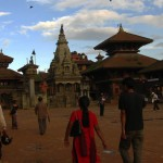 Taumadi Square in Bhaktapur