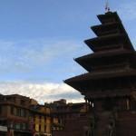Nyatapola Tempel