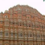Hawa Mahal (Palast der Winde) in Jaipur