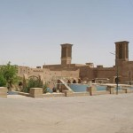 Wieder Yazd, genau so auf den folgenden Bildern auch.