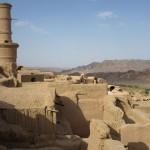 Kharanaq, wie auf den folgenden Bildern.