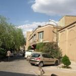 Im Armenier-Viertel von Isfahan