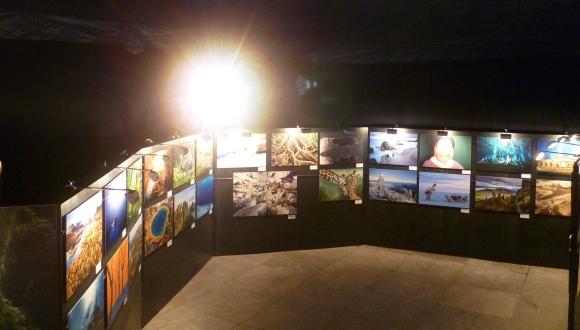 Warum die Welt rettenswert ist - Fotoausstellung der National Geographic.
